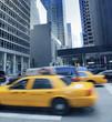 strassentaxi in NY