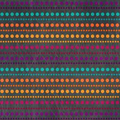 halftone retro striped pattern