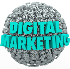 Digital Marketing Online Internet Campaign Web Outreach At Symbo