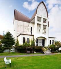 St. John's Church in Hakodate, Japan