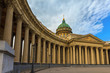 Kazan Cathedral, Saint-Petersburg, Russia