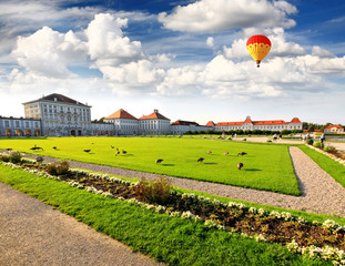 The Nymphenburg Palace
