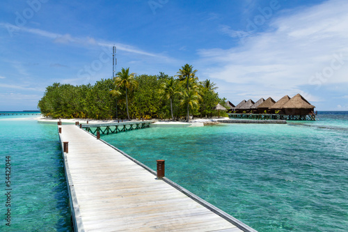 Resort Island,Maldives