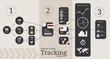 Website traffic tracking