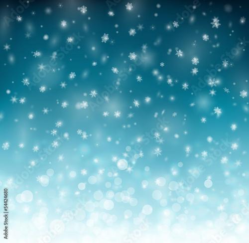 Fototapeta Winter background