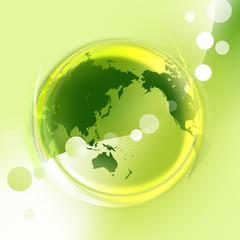 エコロジー地球