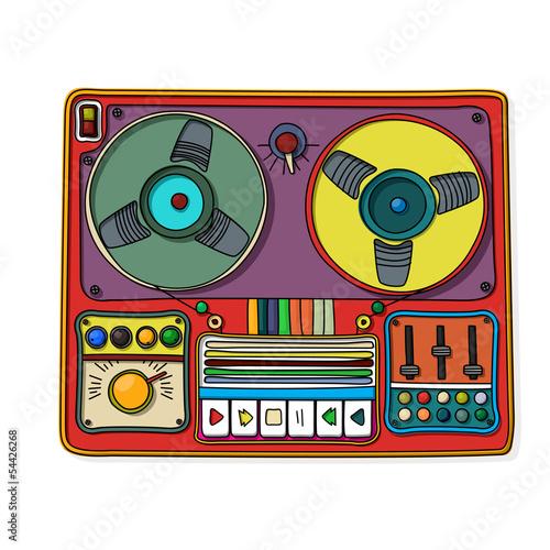 Magnetophone icon