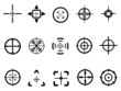 crosshair icon - 54426814