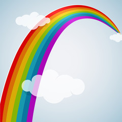 Rainbow arc