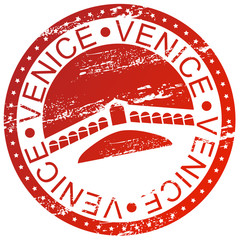 Stamp - Venice, Italy
