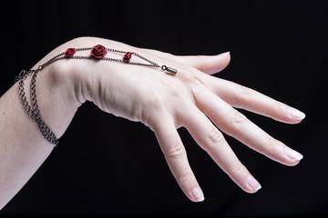 Female Hand Monile