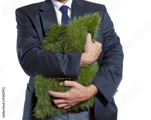 Grass Hug