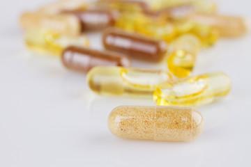 Natural vitamin supplements