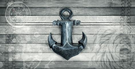 Marine theme.