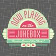 1950s Jukebox Style Logo Design - 54430895
