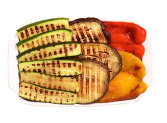 Verdura grigliata