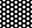 Seamless football pattern. EPS 8