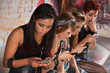 Mixed Group Texting
