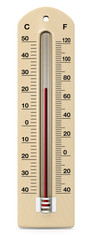 analog thermometer