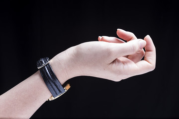 Female Hand Watch
