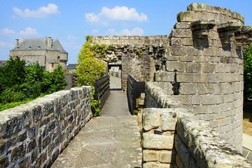 remparts de Guérande
