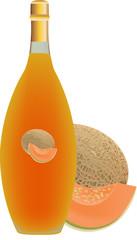 distillato di  melone
