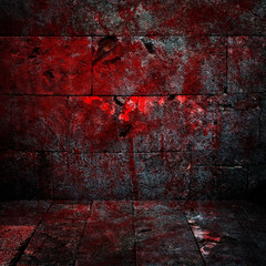 bloody interior background