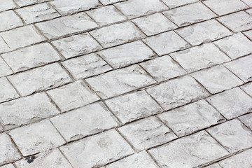 abstract stone walkway background