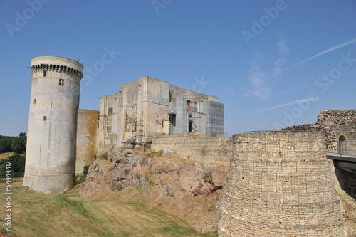 Poster Les donjons, château de Falaise 5