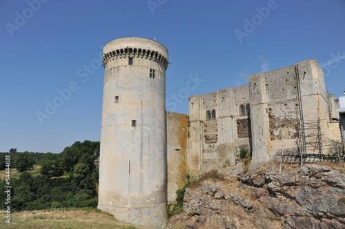 Les donjons, château de Falaise 2 Poster
