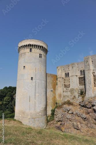 Les donjons, château de Falaise 4 Poster