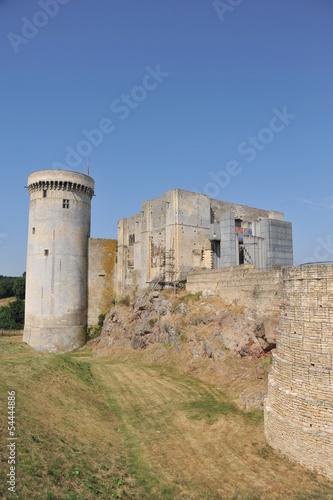 Les donjons, chateau de Falaise 5 Poster