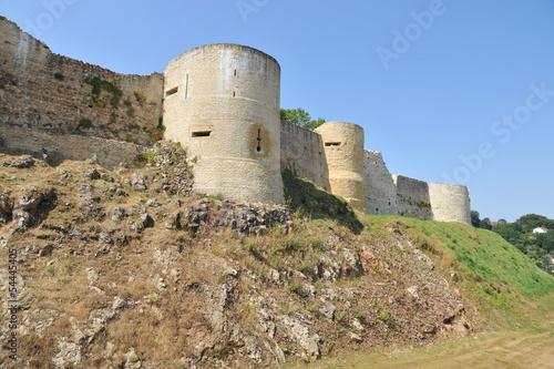 Poster Les remparts 2, château de Falaise