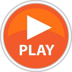 play, значок, иконка