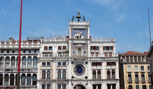 St Mark's Clocktower, Venice, Italy ((Torre dell'Orologio)