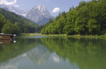 Riessersee - Garmisch Partenkirchen