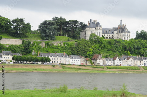 Castle, Loire Valley, France