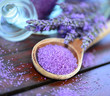 Lavendel, Badesalz