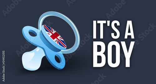 Royal baby - It's a boy !