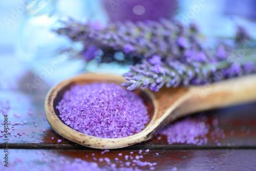 Lavendel ,Badesalz