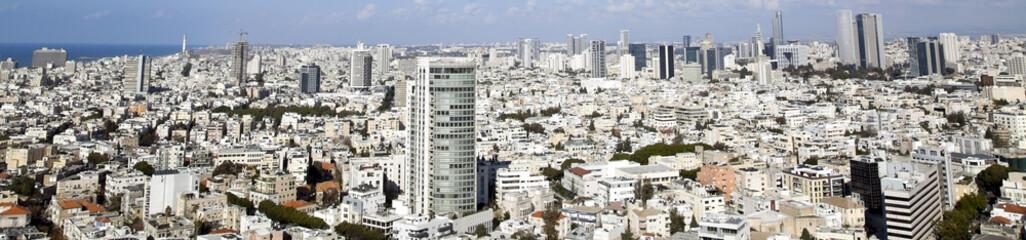 Tel-Aviv Cityscape