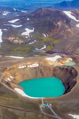 Víti - Crater, Krafla area, Iceland