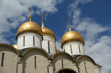 The Assumption Cathedral, moscow