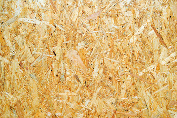 pressed recycled wood chippings texture