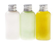 Isolated Lotion Bottles