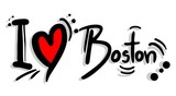Boston love