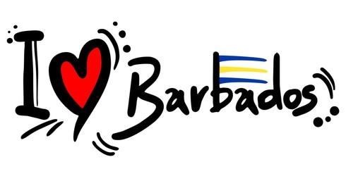 Love barbados