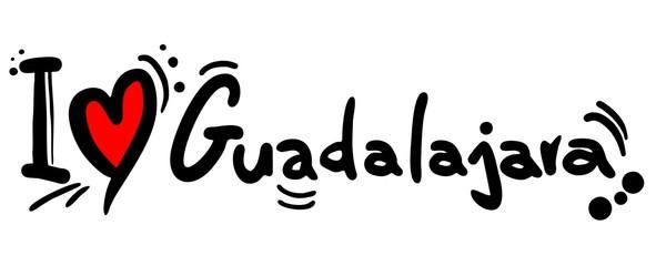 Love guadalajara