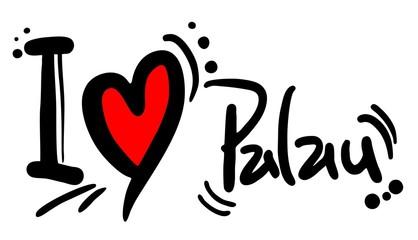Love palau
