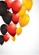 ballons gonflables allemand
